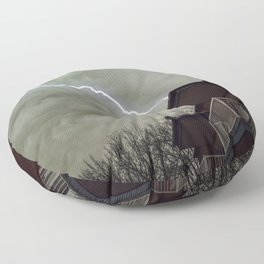 lightning Floor Pillow