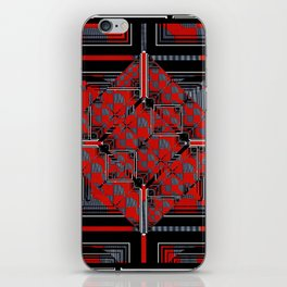 Bow Tie 7 iPhone Skin