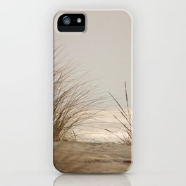 Whispering Grass iPhone Case