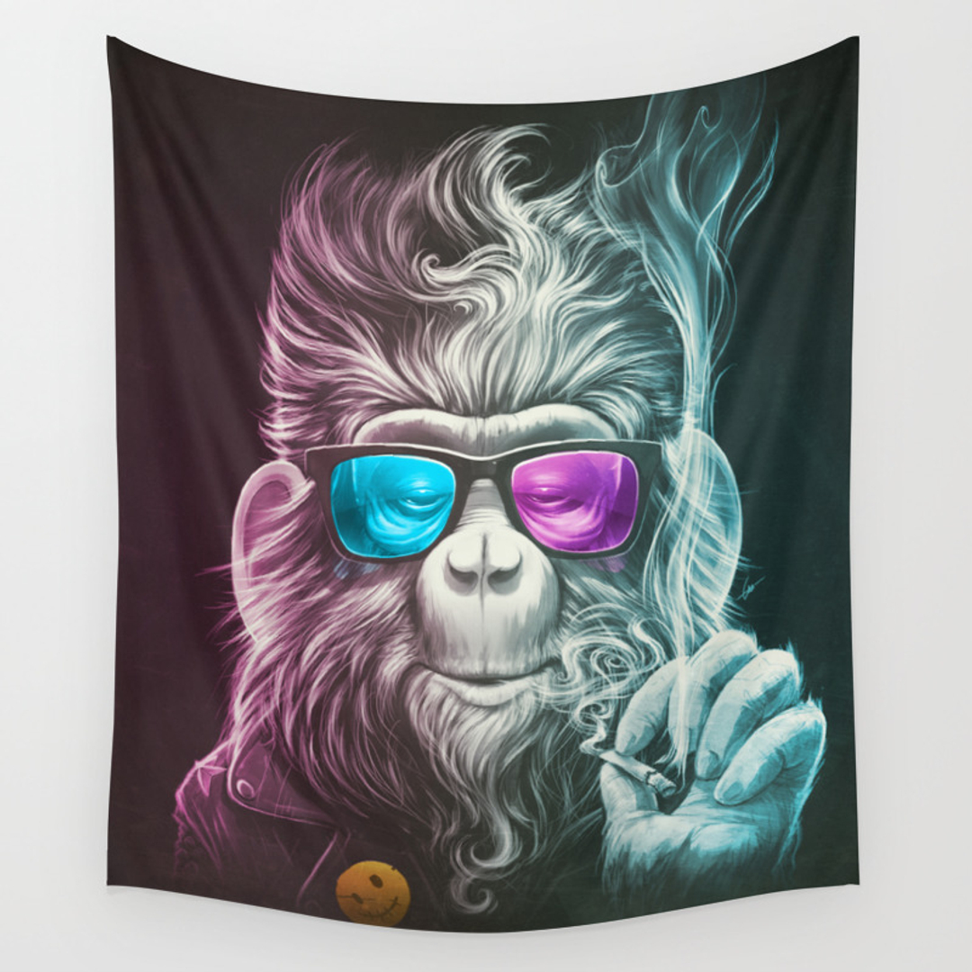 Humor Wall Tapestries
