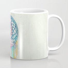 Watercolor Dream Catcher Coffee Mug