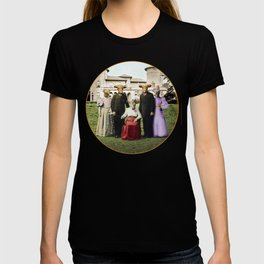Cowtown Abbey T-shirt
