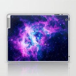 Dream Of Nebula Galaxy Laptop & iPad Skin