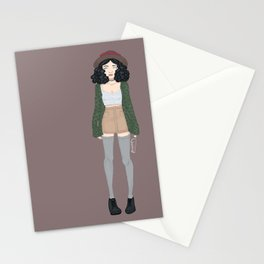 OOTD #1 Stationery Cards