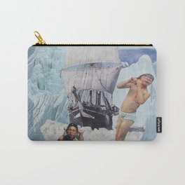 A Surrealist Summer's Day Carry-All Pouch