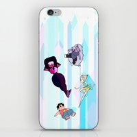 steven universe iPhone & iPod Skins featuring Steven Universe by EclecticMayhem