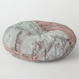 Polished Marble Stone Mineral Texture 29 Floor Pillow