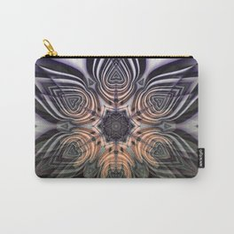 Dramatic transformation mandala Carry-All Pouch