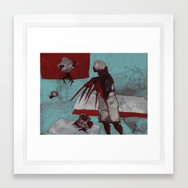 Dimension X Framed Art Print