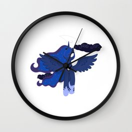 Princess Luna Wall Clock