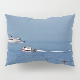 Fun on the Sea Pillow Sham