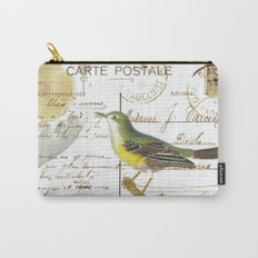 French bird Carry-All Pouch