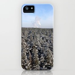 Above the Fold iPhone Case
