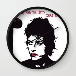 Vinny and the Jets-Cure Dylan Wall Clock