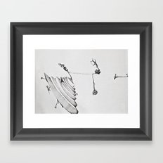 Autocake Framed Art Print