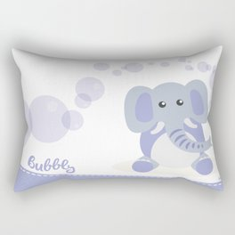 Bubbly Rectangular Pillow