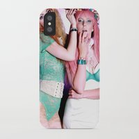 fairies iPhone & iPod Cases featuring Fairies  by PolishedPhotography