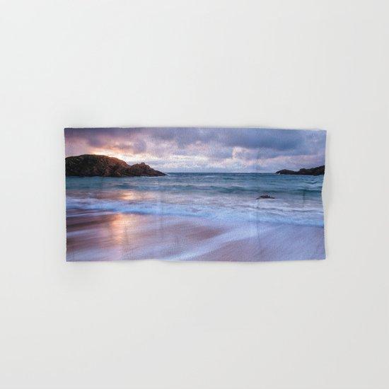 Sunset ocean Hand & Bath Towel