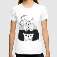 mew T-shirts featuring mew by Jen Lin Aliaga