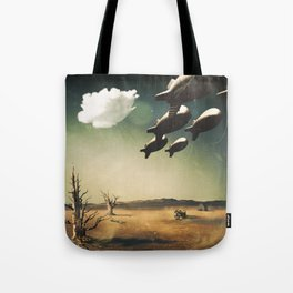 First Hope Tote Bag