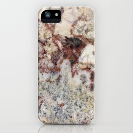 Granite, iPhone-Photo I, #stone #rock iPhone Case