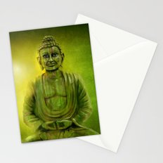Happy Buddha 1 Stationery Cards