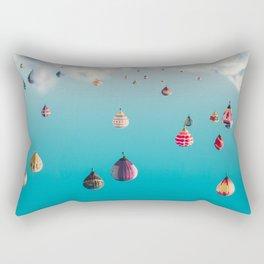 Globedrops Rectangular Pillow