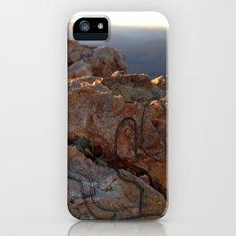 Grand Canyon - Digital art photograph iPhone Case