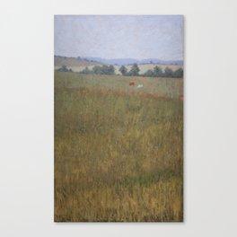 Duas Vacas Canvas Print