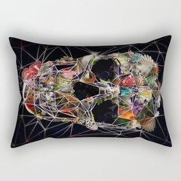 Fragile Skull Rectangular Pillow