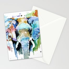 Animal painting Stationery Cards