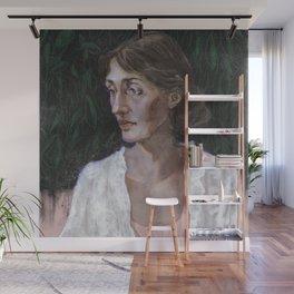 Mrs Dalloway Wall Mural
