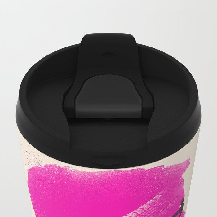 Drive Metal Travel Mug