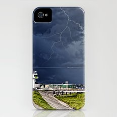 Storm near New Orleans Slim Case iPhone (4, 4s)