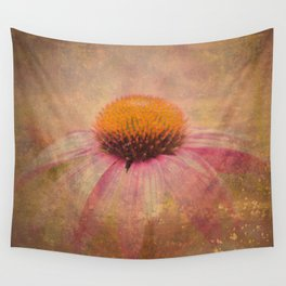 Cone Flower Dream Wall Tapestry