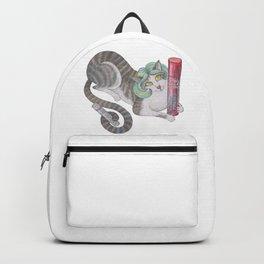 Wella cat Backpack