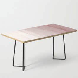 WITHIN THE TIDES - BALLERINA BLUSH Coffee Table