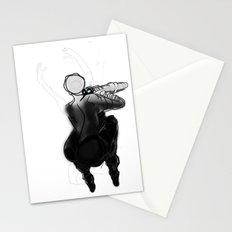 Unfinished Artwork Stationery Cards