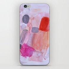 Whisper Pink iPhone & iPod Skin