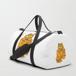 Cat Cartoon Duffle Bag