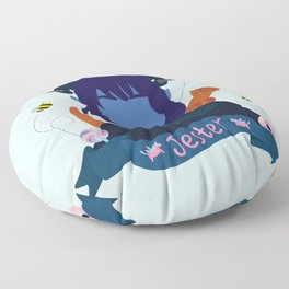 Critical Role - Jester Floor Pillow