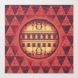 Suns I Canvas Print