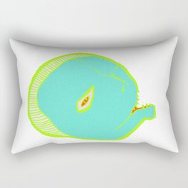 Not again Rectangular Pillow