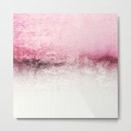 SNOWDREAMER PINK  Metal Print