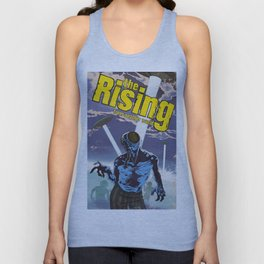 The Rising from Another World Unisex Tank Top