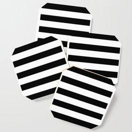 black stripes Coaster