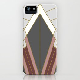 ART DECO G1 (abstract) iPhone Case