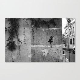 Danser sa vie Canvas Print