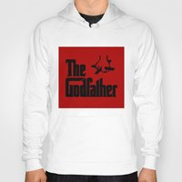 godfather Hoodies featuring The Godfather by SwanniePhotoArt