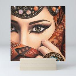 Zara Mini Art Print